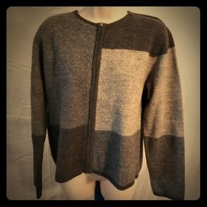Geoffrey Beene Wool Sweater